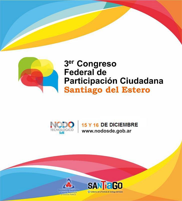||| Congreso Federal de Participación Ciudadana